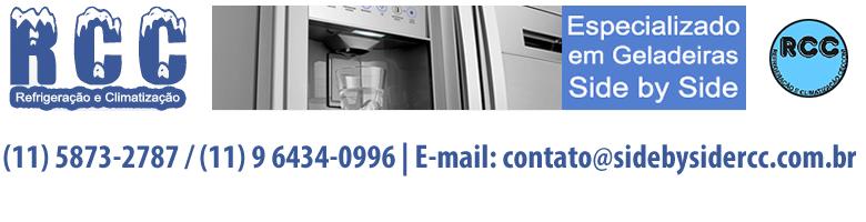 SideBySide RCC - Refrigeração e Climatização